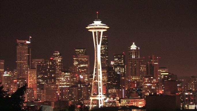 HD Seattle Seattle Skyline 8