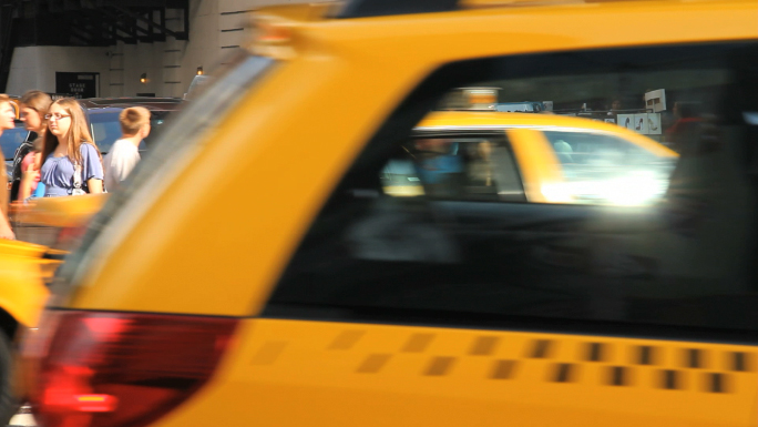 NYC Cars, Taxis, and Trucks