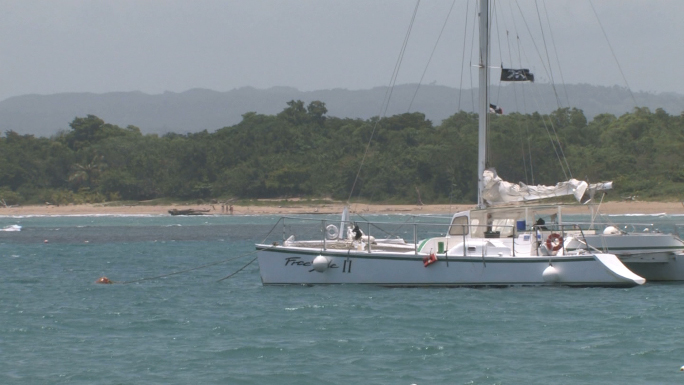 Dominican Republic Catamaran 2