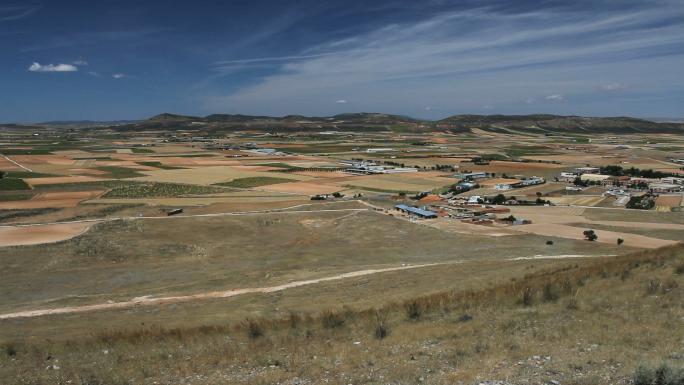 Village In Valley 2