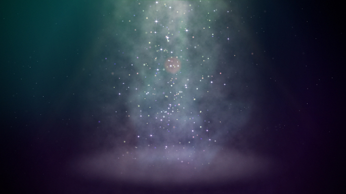 Light Column Particles