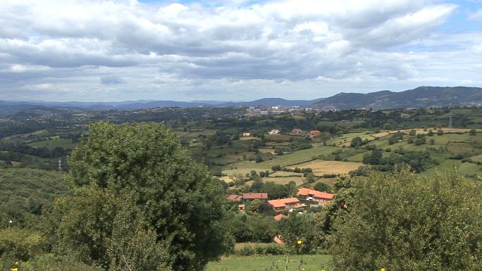 Asturias Landscape 2