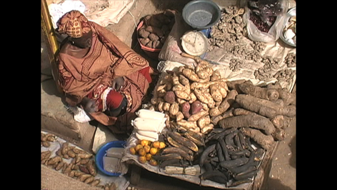 Root Crops for Sale Mali