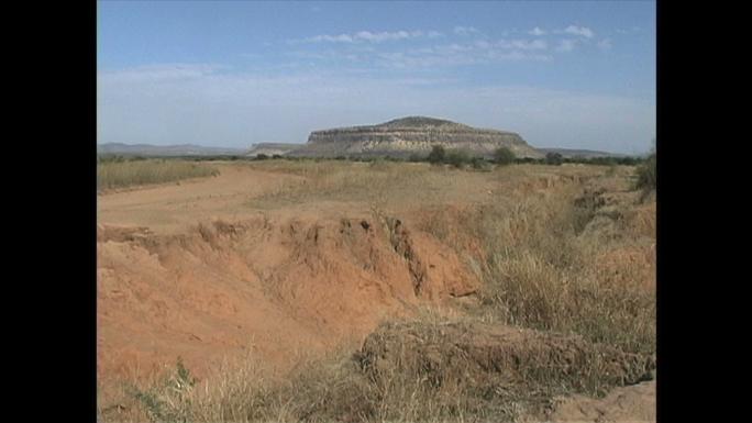 Sahel Landscape Mali