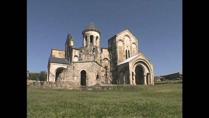 Cathedral of King Bagrat Kutaisi1 Republic of Georgia