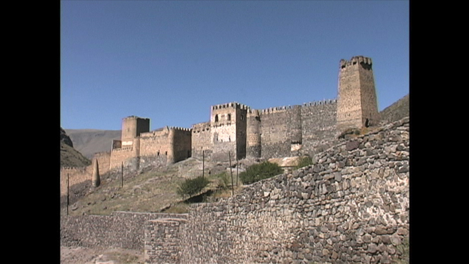 Fortress of Khevisisi   Republic of Georgia