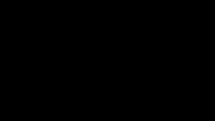 Clapper Transparent Alpha Channel Loop