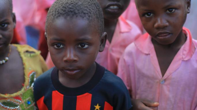 Children Playing in Village 8