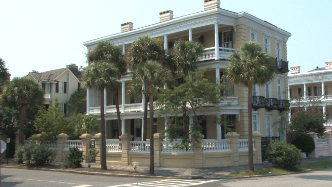 Large Charleston Home