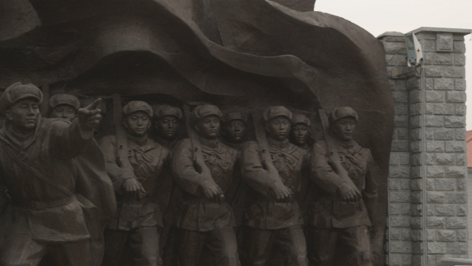 Monument for Chinese Korean War Heroes 2