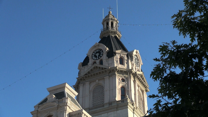 Courthouse Clock Tower