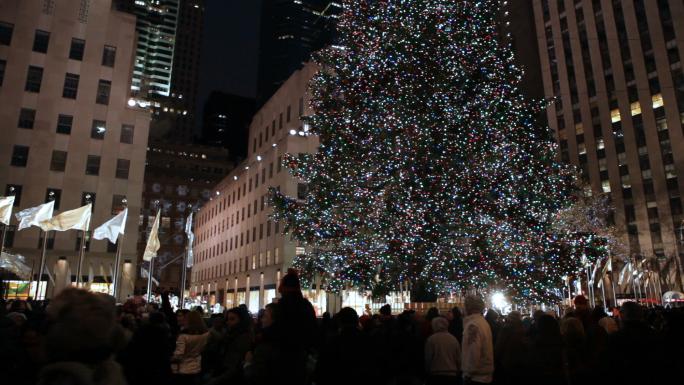 New York City Christmas Tree 2