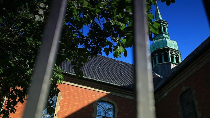Exterior View of Copenhagen Church 3