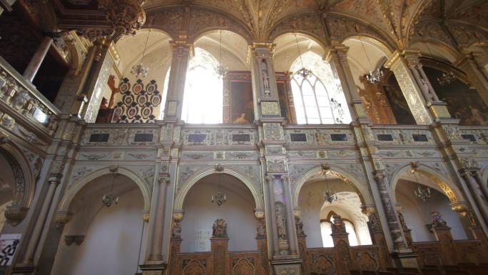 Interior View of Church in Copenhagen 4