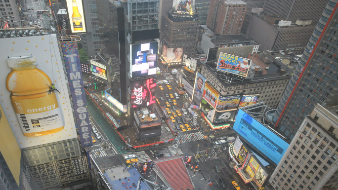 New York City Times Square Timelapse 5